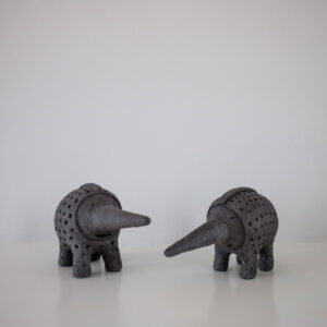 Mr and Mrs Nosey - £70